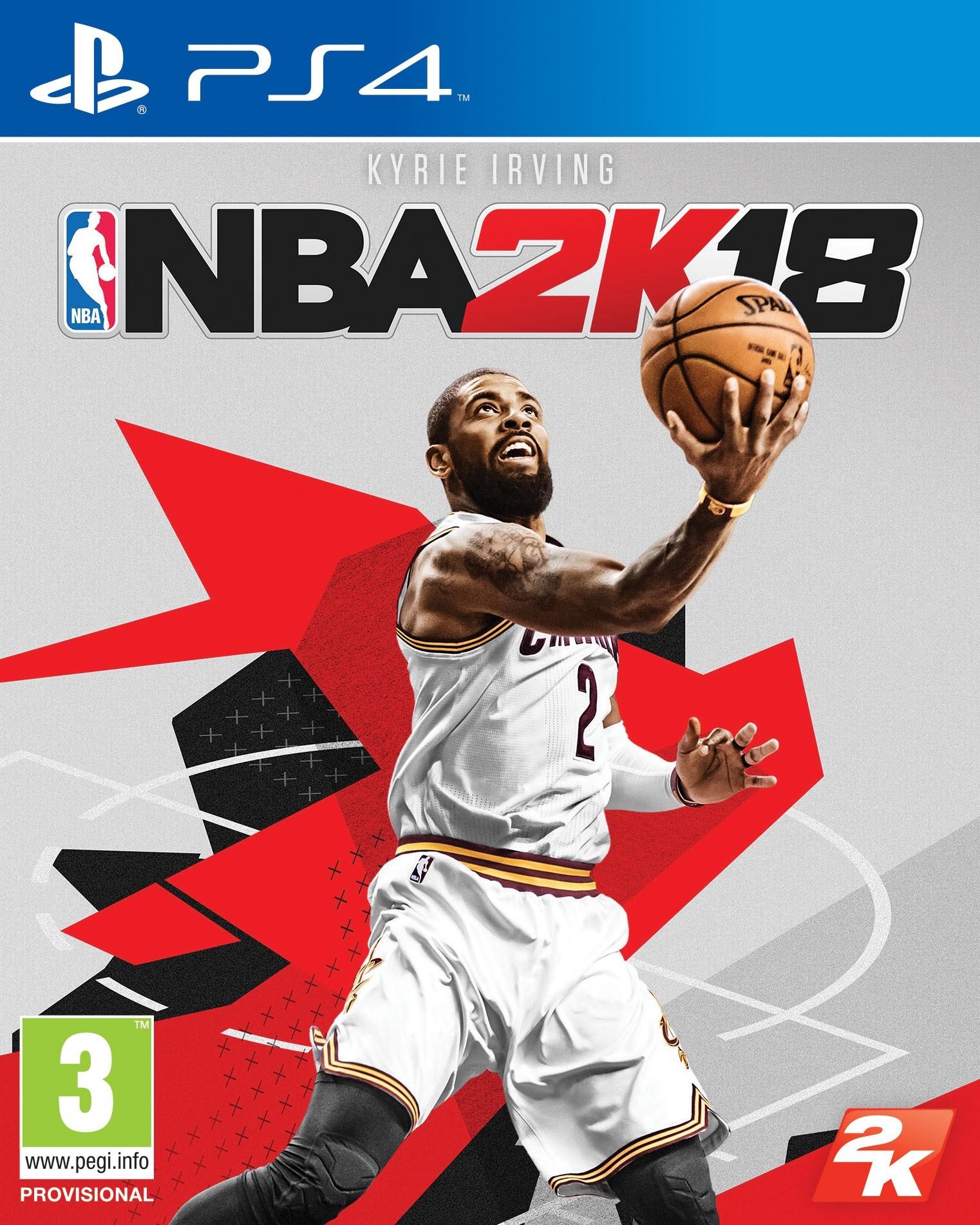 Opinie o 2K Games NBA 2K18 PS4