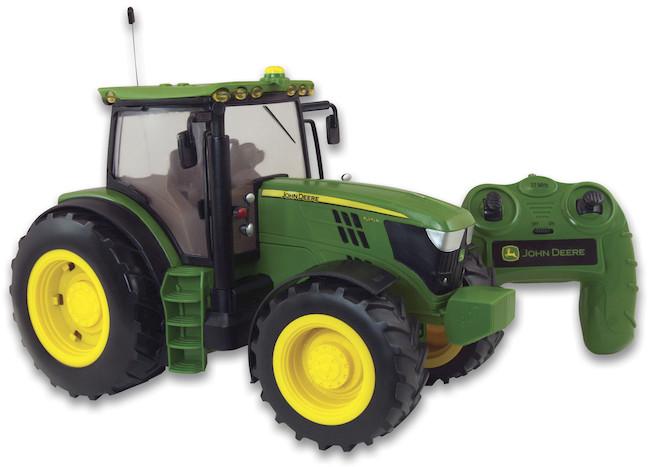 BIG Traktor zdalnie sterowany Farm John Deere 6190R
