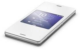Sony Pokrowiec na telefon dla Xperia Z3 1287-5640) białe