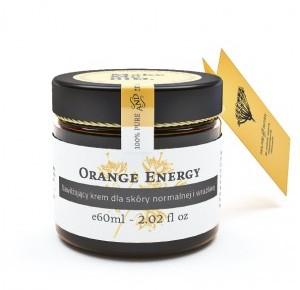 Make Me Bio Nawilżający krem do skóry normalnej i wrażliwej ORANGE ENERGY 60 ml 539a