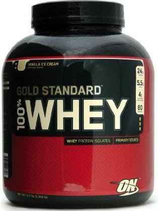 Optimum 100% WHEY Gold Standard 2270g (0178)