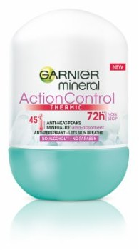 Garnier ACTION CONTROL THERMIC 72H 50mll