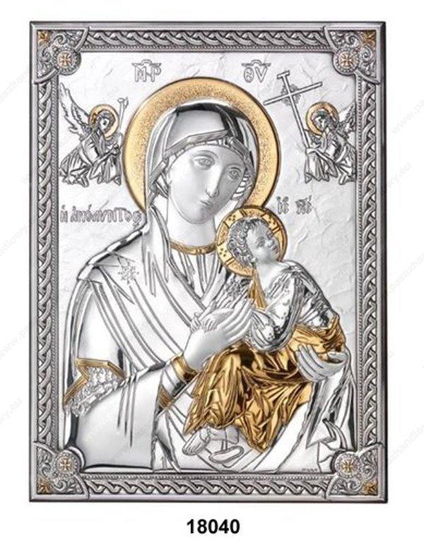 Valenti & Co Ikona Matki Boskiej Nieustającej Pomocy - (v#18040)