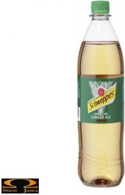 Schweppes American Ginger Ale 1l 2713
