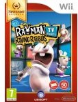 Rayman Raving Rabbids: TV Party Selects Wii