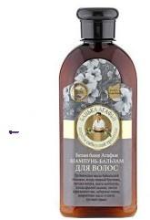 Natura Siberica Biała Bania Agafii szampon-balsam do włosów 350ml