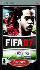 Opinie o EA Sports FIFA 07 Platinum PSP