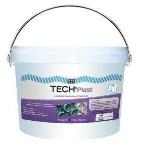 GEB TECH PLAST Pasta poślizgowa ułatwiająca montaż rur z tworzyw sztucznych i GR