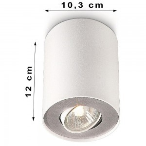 Philips lampy PILLAR Lampa sufitowa 56330/31/PN ŻARÓWKA LED GRATIS !