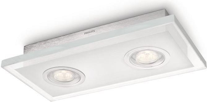 Philips LEDINO 31608/48/16 LAMPA plafon POWER LED 2 X 7,5W