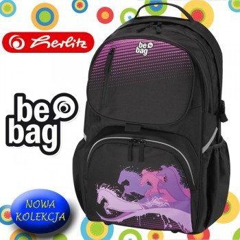 835cbb6bd5e30 Herlitz Plecak Be.Bag CUBE Horse Power 2014 15 HE 11350642 - opinie  użytkowników Opineo.pl