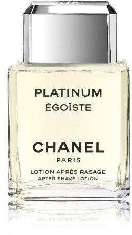Chanel Platinum Egoiste After Shave Lotion 100ml woda po goleniu