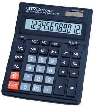 CITIZEN KALKULATOR SDC444S zakupy dla domu i biura SDC444S