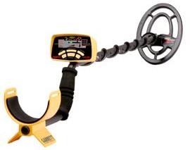 Profesjonalny Wykrywacz MetaliGarrettACE250 USA z LCD