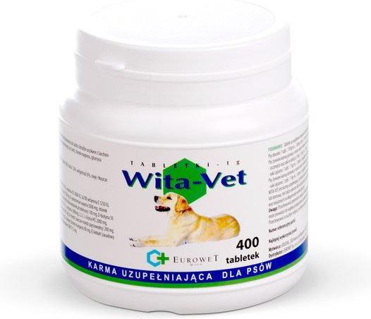 Suplementy i witaminy dla psów