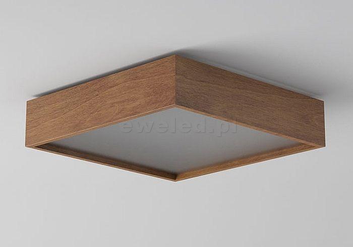 Cleoni ALMA 40 Plafon drewniany 3xE27 1159P41