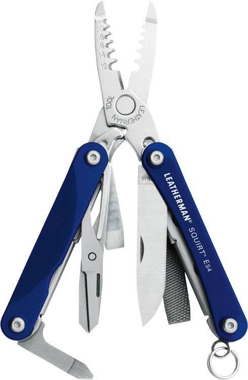 Leatherman Squirt ES4 Blue (831239)