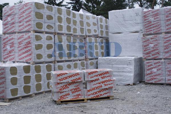 Opinie o Rockwool Wełna mineralna 036 FRONTROCK MAX E 6cm (2,4m2) FRONTROCK6
