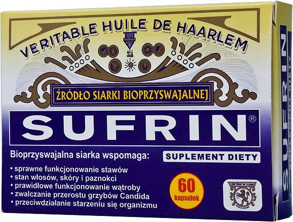 EVIMAX VEGA Sufrin 60 szt.