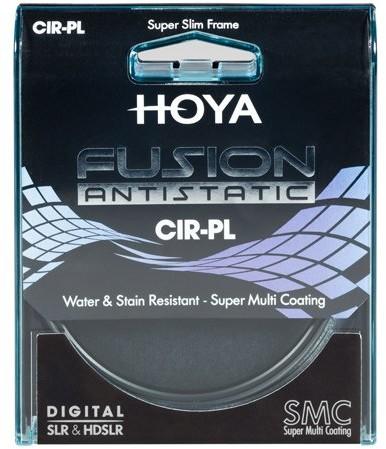 Hoya CPL Fusion Antistatic 82 mm