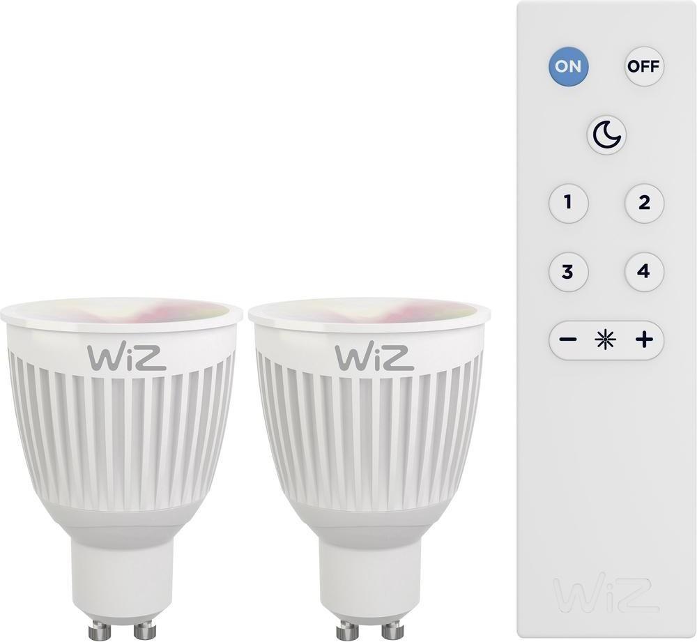 WiZ Zestaw startowy WiZ WZ0195082 GU10 rgbw