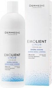 Dermedic Emolient Linum lotion do ciała 200ml