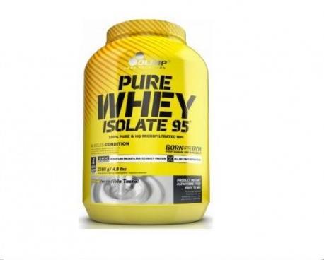 Olimp Pure WHEY Isolate 95 2200g (695)