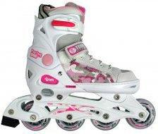 Allright Łyżworolki My Skate Allright MY SKATE Różowe