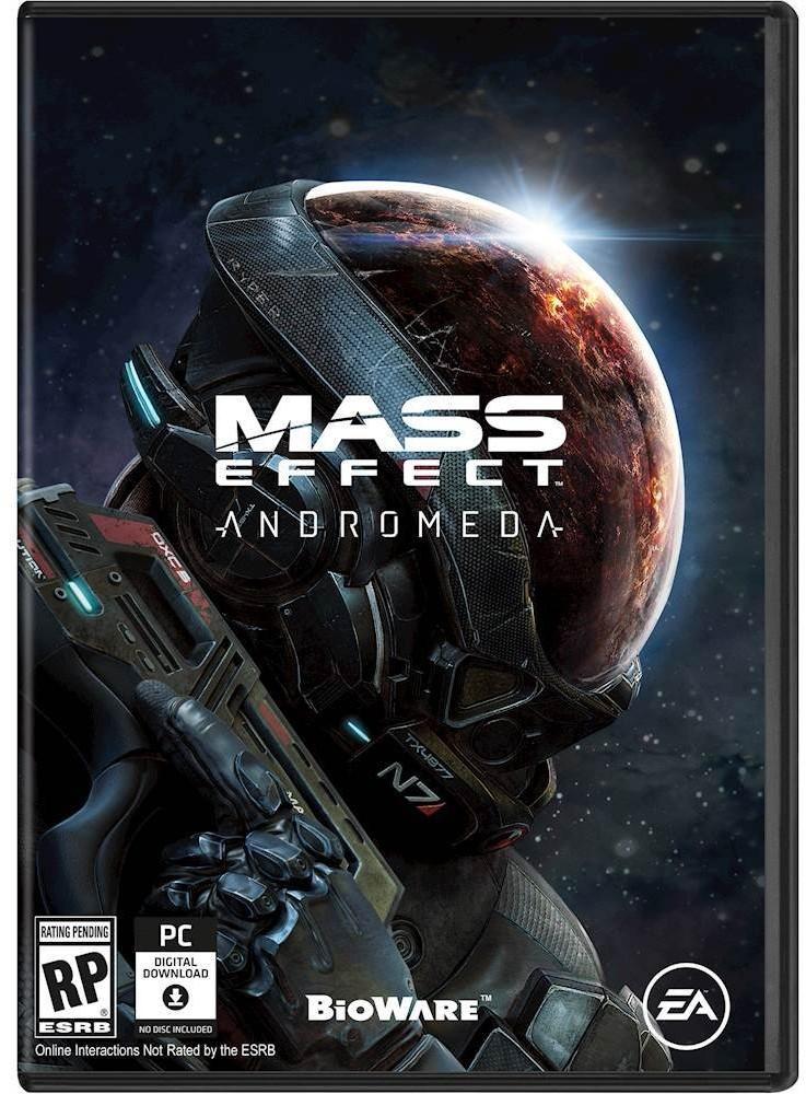 Opinie o Mass Effect: Andromeda PC - wersja cyfrowa