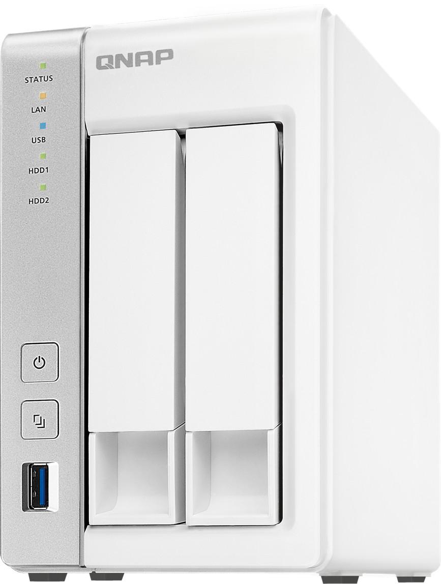 Opinie o Qnap TS-231P 2xHDD 2x1.7GHz 1GB 3xUSB 2xLAN TS-231P