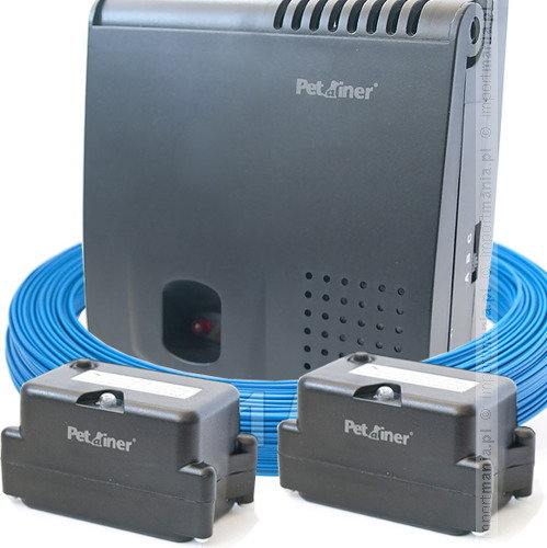 Opinie o Pastuch bezprzewodowy Petainer F4000 (zestaw dla 2 psów)
