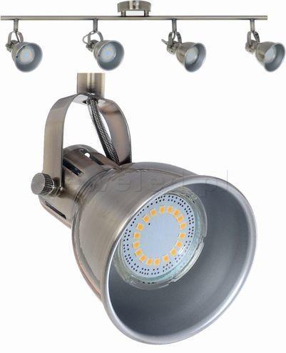 Britop PAX listwa spot incl. 4xGU10 LED Patyna 2812411