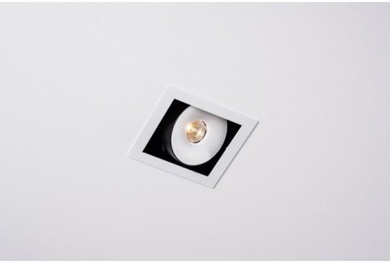 Labra Lampa wpuszczana Multiva 1 edge.LED 4-0747 CRI80 13W