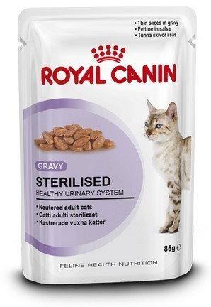 Royal Canin Feline Sterilised Saszetka 85g 5398