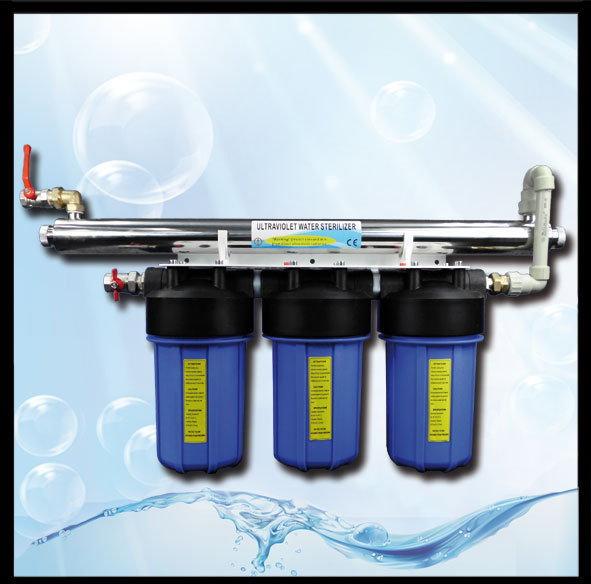 Global Water Filtry do wody Zestaw uzdatniania wody Jumbo V55