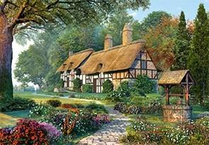 Castorland Puzzle 1500 Magiczny krajobraz CASTOR