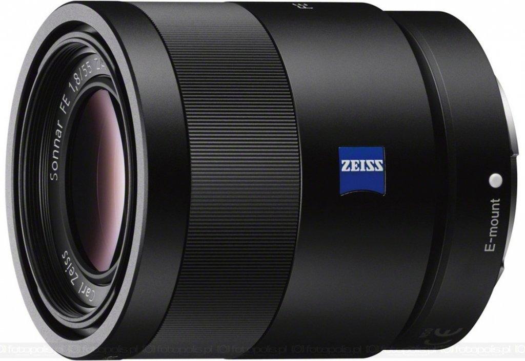 Sony 55mm f/1.8 FE ZA Carl Zeiss Sonnar T* (SEL55F18Z.AE)