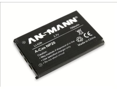 Ansmann Akumulator A-Cas NP 20 (5507-271)