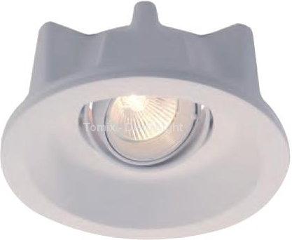 Deko Light Tomix.pl Reflektorek wbudowany SCHWENKBARER okrągły (D110503) –