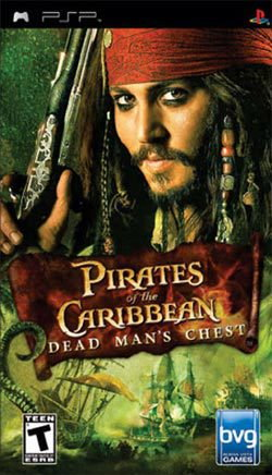 Opinie o Amaze Pirates of the Caribbean Dead Man's Chest PSP
