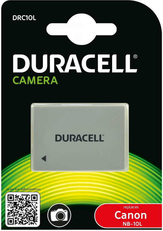 Duracell odpowiednik Canon NB-10L DRC10L