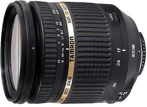Tamron AF SP 17-50mm f/2.8 XR Di II VC Nikon (B005NII)