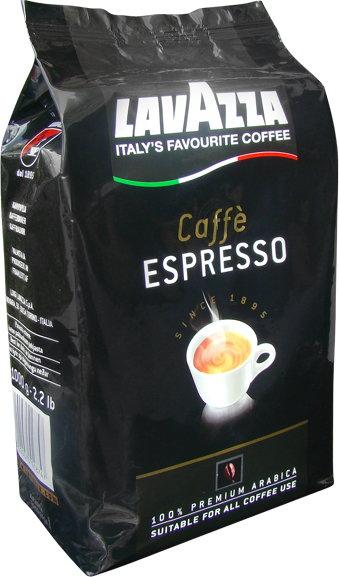 Lavazza Caffe Espresso 1kg