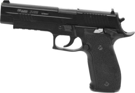 Opinie o CyberGun Sig Sauer P226 X-Five BlowBack Full Metal