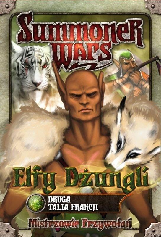 Cube Summoner Wars: Elfy Dżungli - Druga Talia