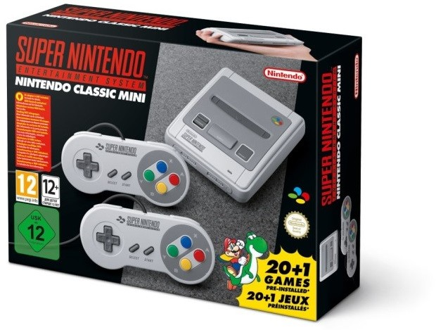 Opinie o Nintendo Classic Mini SNES