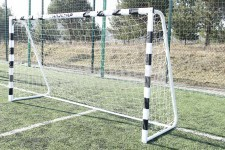 HUDORA Bramka piłkarska STADION 300x200cm grube rury 60mm! (22525026)