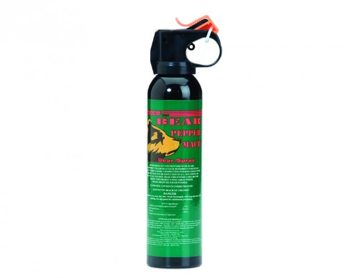 MACE international Gaz pieprzowy Muzzle Bear Pepper Spray 275 ml stożek 80346)