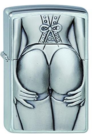 Zippo 1300116 zapalniczka, motyw Stocking Girl Trick 1300116