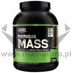 Optimum Serious Mass - 2730g (003738)